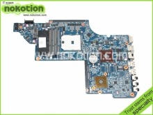 laptop motherboard for hp pavilion dv6-6102ea 650853-001 AMD HD6490 512MB DDR3