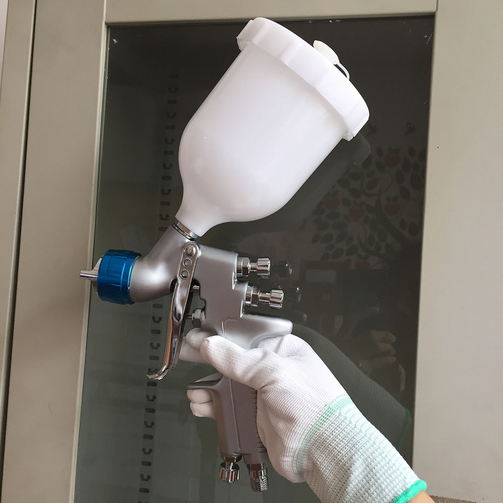 SAT0080 pneuamtic spray gun paint spray gun pistolas de pintura automotiva air spray paint machine lvmp 1.3 air guns china цена