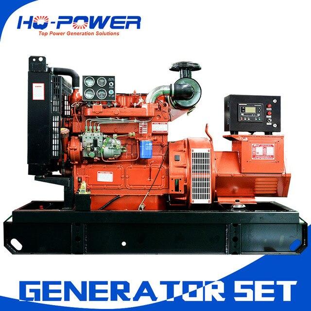 Power Generator 20kw Diesel Engine 25kva Ac Synchronous Genset