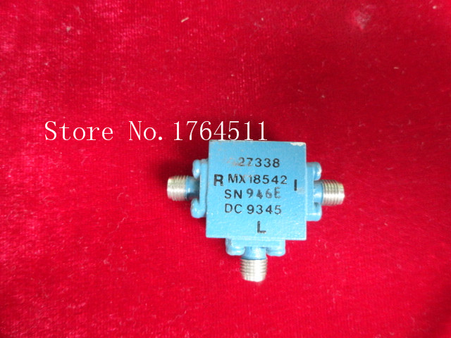[BELLA] Imported MX18542 SMA RF RF Coaxial Double Balanced Mixer