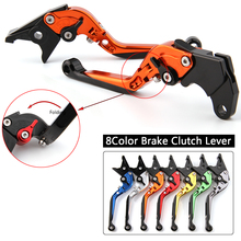 CNC Levers for Ducati 748 916 900SS Monster M400 M600 M620 M750 M900 Motorcycle Adjustable Folding Extendable Brake Clutch Lever