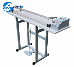 Free shipping Pedal sealing machine for plastic bag with the cutting function sf-400