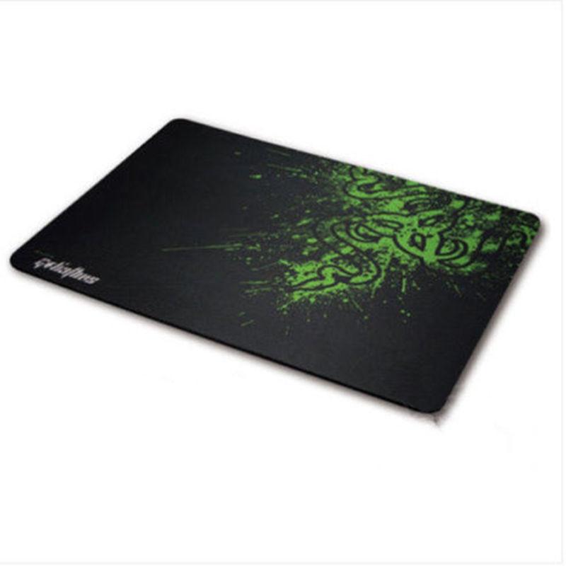 250mm * 210mm Profesyonel Kauçuk Gaming Mouse Mat Pad Pürüzsüz Hız Edition Kilitli Boyutu Orta