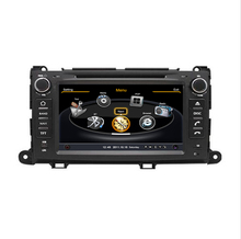 Free Shipping S100 Car DVD GPS Radio Navigation for TOYOTA Sienna , XL30 2013 2014 2015 support steering wheel control BT Ipod