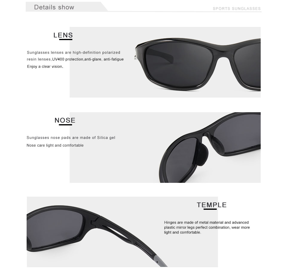 KINGSEVEN Men Driving Sunglasses Polarized Sunglasses Driving Night Vision Goggles Sun Glasess Brand Designer Oculos De Sol