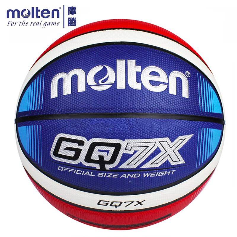 Original Molten Basketball Ball GQ7X NEW Brand High Quality Genuine Molten PU Material Official Size7 Basketball