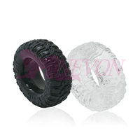 ( 2 Pcs/Lot ) Male Time Delay High Elastic Penis Rings Cock Rings, Male Sex Toys