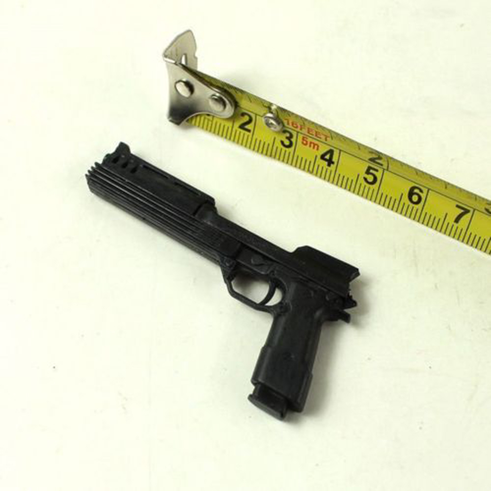 """ZYTOYS ZY2009A M1911 Iron Automatic Pistol Weapon Model Toys 1//6 F 12/"""" Figures"""