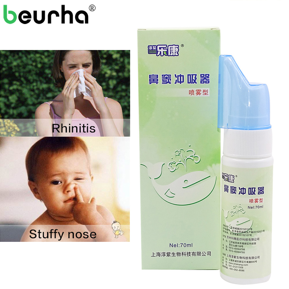 Nano Silver Ion Propolis Antibacterial Spray Nasal Cure Rhinitis Sinusitis Nose Spray Bottle Anti-snore Apparatus Health Big Clearance Sale Back To Search Resultsbeauty & Health Health Care