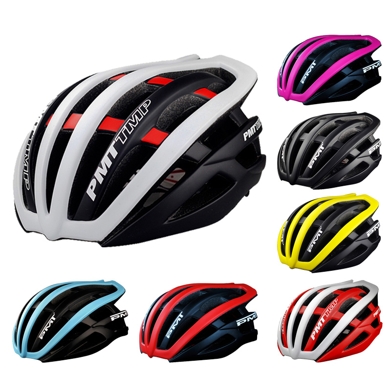 PMT Cycling Helmet Ultralight In mold Safe Bicycle Helmets Breathable MTB Road Mountain Bike Helmet Men
