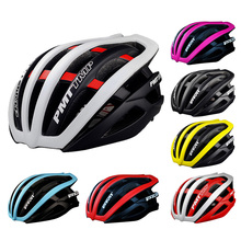 PMT Cycling Aero Helmet Ultralight In mold Safe Bicycle Helmets Men Women Teenager Breathable MTB Mountain Road Bike