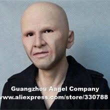 [SF-N2] силиконовые маски для всего лица, маскарадные маски для мужчин, Вечерние Маски на Хэллоуин