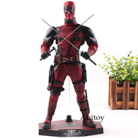 Hot Toys MMS 347 Deadpool 1/6 Scale with Real Clothes PVC Marvel Action Figures Deadpool Collection Model Toys