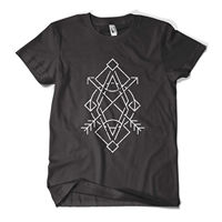 Geometry T Shirt Fashion Print Indie Hipster Urban Design Mens Girls Tee Top 2017 New Arrival