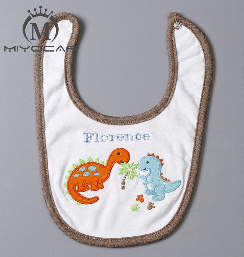 Toddler Gift Dribble Bib Personalised Baby Boy or Girl Bib Unique Birth Gift