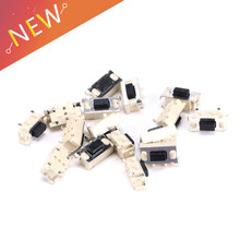 100 pcs Micro Tact Switch Touch 3*6*3.5 3x6x3.5 SMD Voor MP3 MP4 tablet PC Knop Bluetooth Headset Afstandsbediening(China)