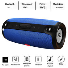 Bluetooth Speaker Kolom Wireless Portable Kotak Suara 20W Stereo Bass Subwoofer FM Radio BOOMBOX AUX USB PC Sound Bar untuk iPhone(China)