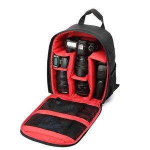 Image 3 - Torba na aparat DSLR plecak dla Nikon Z50 Z5 Z7 Z6 D3400 D3300 D3500 D5600 D5500 D5300 D7500 D7200 D3200 D3100 D3000 D5200 D5100
