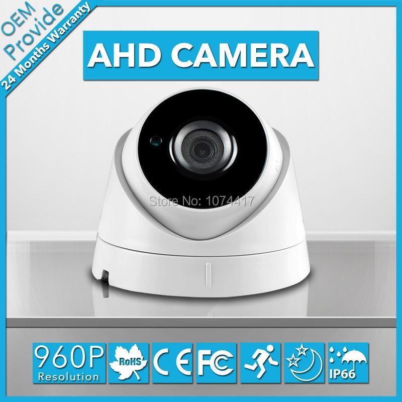 AHD3130HR New Housing Night Vision 3.6/6MM 1.3MP AHD AHD CCTV Camera 960P COMS Security Surveillance Dome Camera IR Cut Filter 4 in 1 ir high speed dome camera ahd tvi cvi cvbs 1080p output ir night vision 150m ptz dome camera with wiper