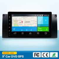 Android 6.0 free canbus 1 Din Car DVD Player For BMW Car Radio Navigation for E39 9inch