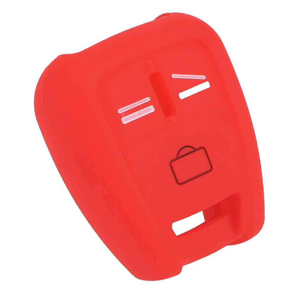 LEEPEE чехол для ключей от автомобиля 3 кнопки силиконовый чехол для ключей 3 цвета для Vauxhall Opel Astra Zafira Vectra Tigra Omega Signum Frontera