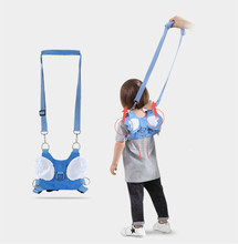 Baby Walker Protection Helper Soft Elastic Baby Belt Harness for Toddler Activity With Adjustable Strap for Balance