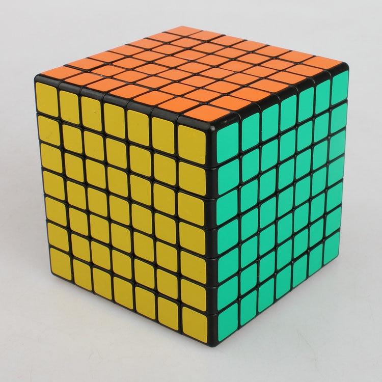 & matte adesivos cubo mágico quebra-cabeça velocidade