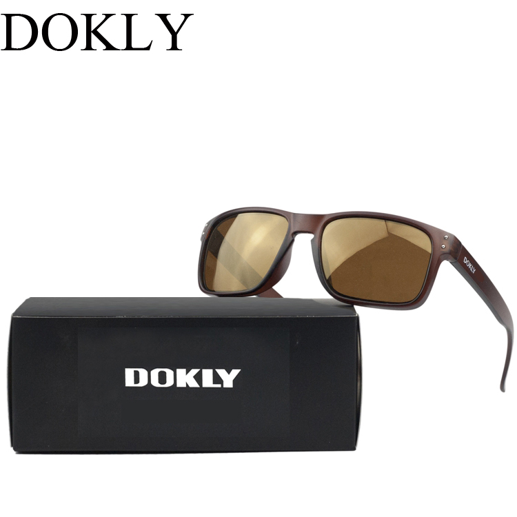 Dokly 2016 ब्रांड फैशन धूप का चश्मा UV400 ब्रांड डिजाइनर पुरुष चश्मा महिला चश्मे पुरुषों के लिए सूर्य चश्मा