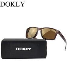Dokly 2016 Brand Fashion Sunglasses UV400 Brand Designer male Glasses Women Goggles Sun Glasses For Men