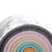 Multicolor Short Socks for Women 5 Pairs Set