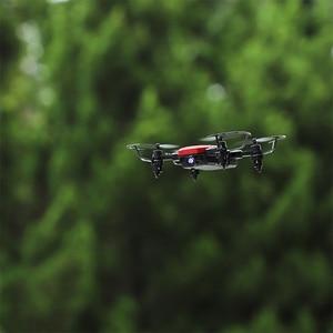 Image 2 - Mini LF606 Pieghevole Wifi FPV 2.4GHz 6 Axis RC Quadcopter Drone Elicottero Giocattolo facile da regolare la frequenza