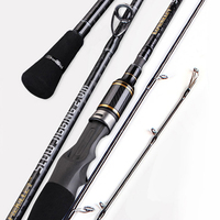 Configuration A Rings Iron Rod Cross Carbon Fabric High Performance Slow Lures Casting Offshore Ships Fishing Rod Free shipping