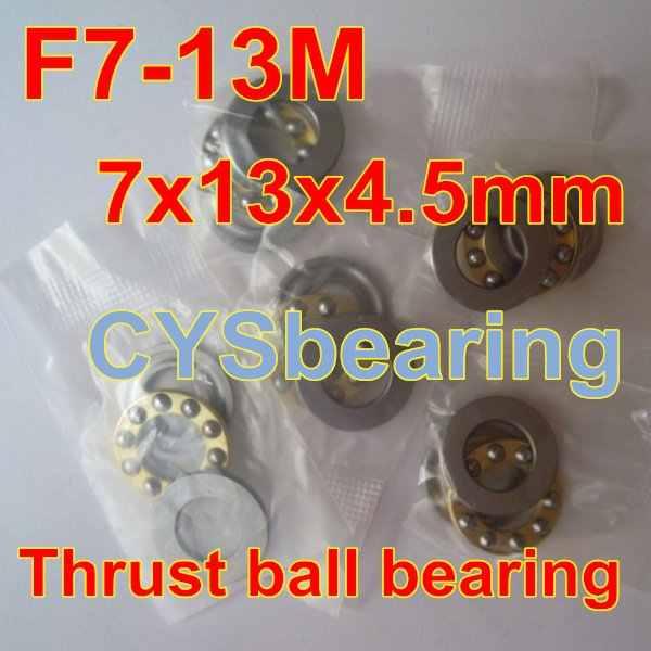 F7-13m التوجه كروي مع مقعد مسطح 7x13x4.5 ملليمتر 7*13*4.5 ملليمتر ل 7 ملليمتر رمح