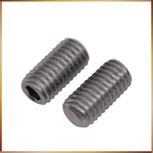 10 PCS 304 Stainless Hexagon Socket M3X16 Set Screw for pulley wheel coupler