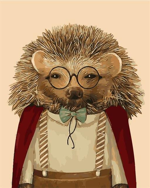 Nos amis les animaux. - Page 7 Abstrait-animal-peinture-par-num-ros-habill-h-risson-avec-lunettes-peinture-dessin-par-num-ros.jpg_640x640