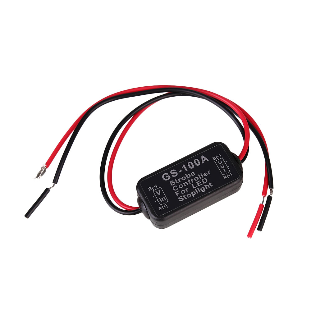 Light Controller For Motorcycles: Motorcycle Car Accessories GS 100A LED Brake Light