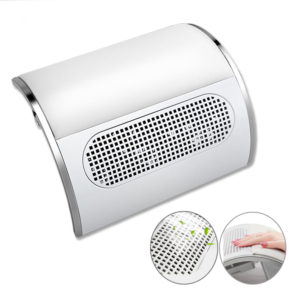 Image 5 - 2019 Nail Dust Suction Collector Manicure Salon Tools Vacuum Cleaner with 3 Powerful Fan EU Plug Nail Art Equipment New Arrival-in Nail Art Equipment from Beauty & Health