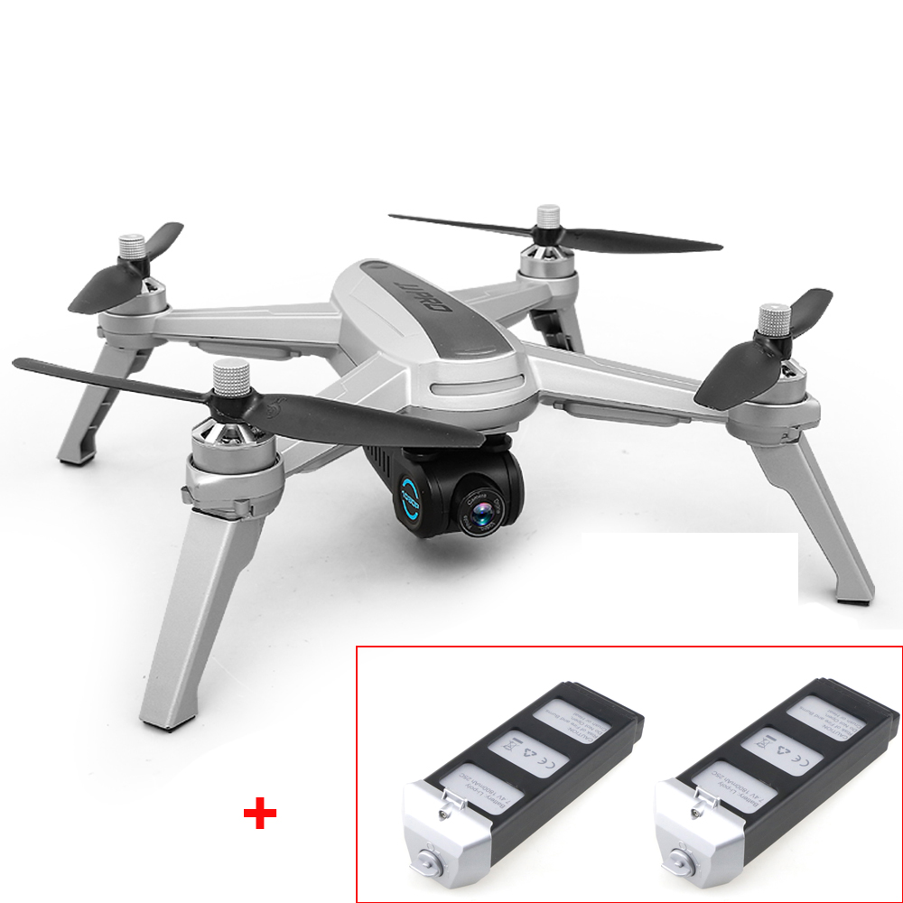 (With two batteries ) JJRC JJPRO X5 EPIK FPV RC Quadcopter with 1080P Camera 5G Wifi GPS Follow Me Altitude Hold RC Drone epik high seoul