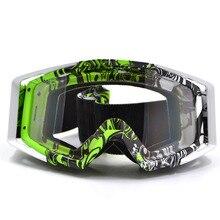 BJGLOBAL 23 Cores Óculos Off Road Motocross Óculos De Proteção Da Motocicleta Óculos de Proteção Anti Vento Moto Bike ATV Gafas Lunette