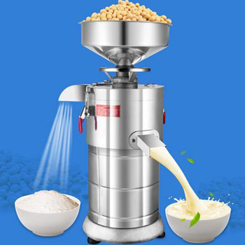 High Quality 220V Grinder for Soymilk Machine Rice Pulp Refiner Grinding Machine 200cups/h