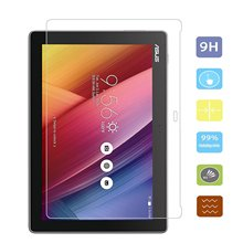 Screen Protector Tempered Glass for Asus Zenpad 10 Z300M Z300C Z300CL Z300CG 10.1 Tablet 9H Hardness Anti-Scratch Screen Glass yuxi micro usb charging connector socket port for asus zenpad 10 me103k z300c p023 z380c p022 8 0 z300cg z300cl k010 k01e k004