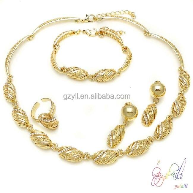 Aliexpress Buy Free shipping wholesale 22k gold jewellery