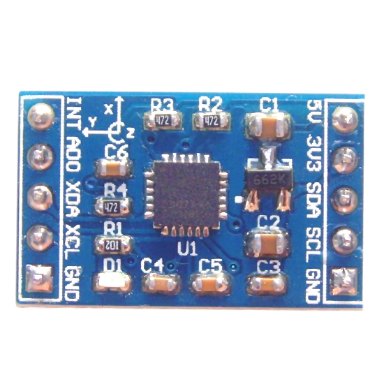 MPU-6050 module three axis accelerometer and gyroscope module 6 axis attitude module imu 9 axis attitude sensor instead of 6050 9250 ahrs accelerometer gyro inertial 6 axis