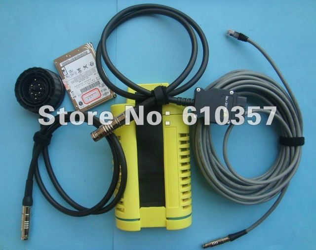 For Bmw Group Tester One Gt1 Diagnostic Multiplexer Dissss In