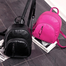 Rucksack weibliche frauen umhängetasche rucksack Dame beutel studententasche Vielzahl schultergurt Trendy fashion einfache kleinen rucksack
