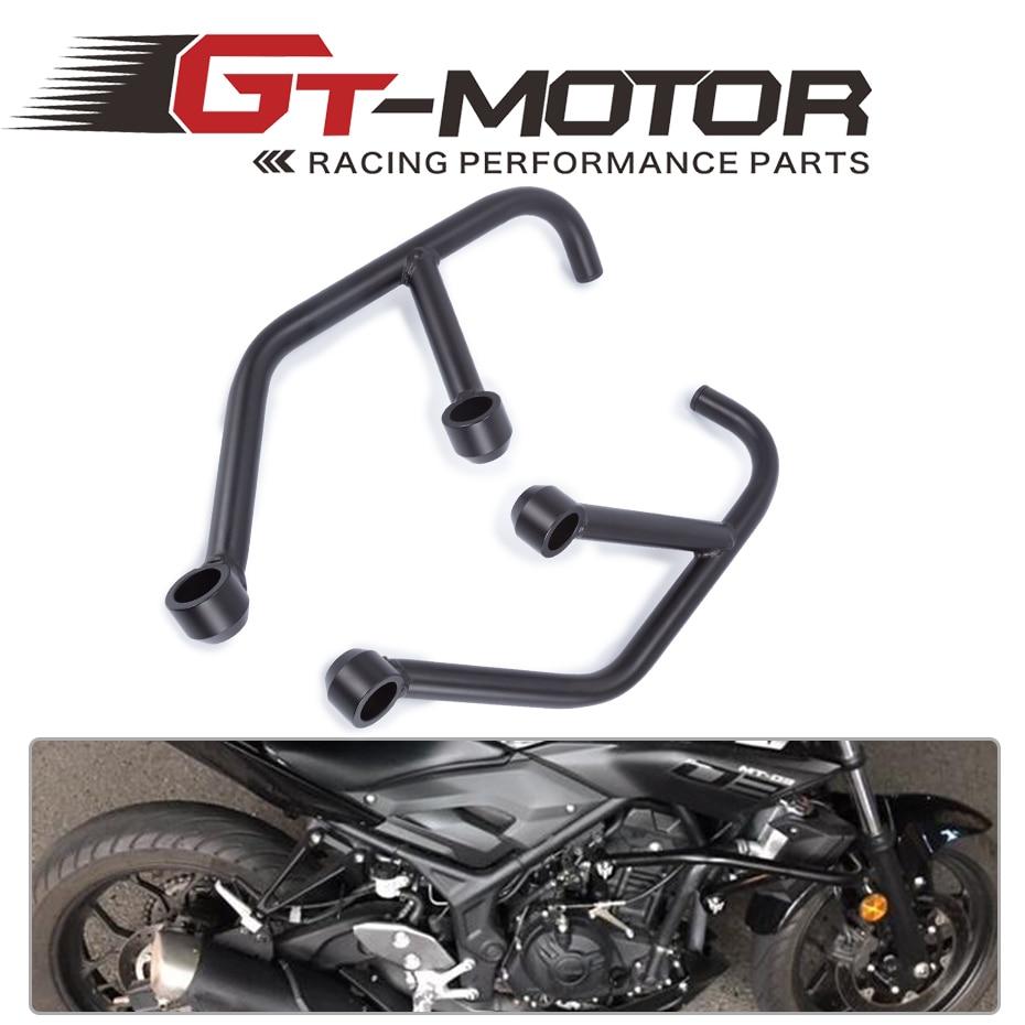 GT мотор-мотоцикл Аксессуары для YAMAHA МТ-03 Т-25 т 03 Т 25 ФЗ 03 2013-2016 двигателя Protetive гвардии краш-бар протектор