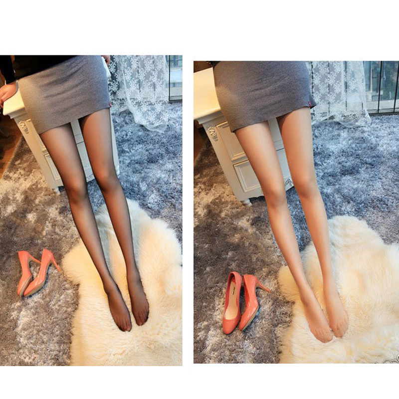 Summer Shiny Stockings for Women Thin Stockings Slimming Pantyhose Seamless Tights Fashion Pantyhose Sexy Soft Nylon Stocking