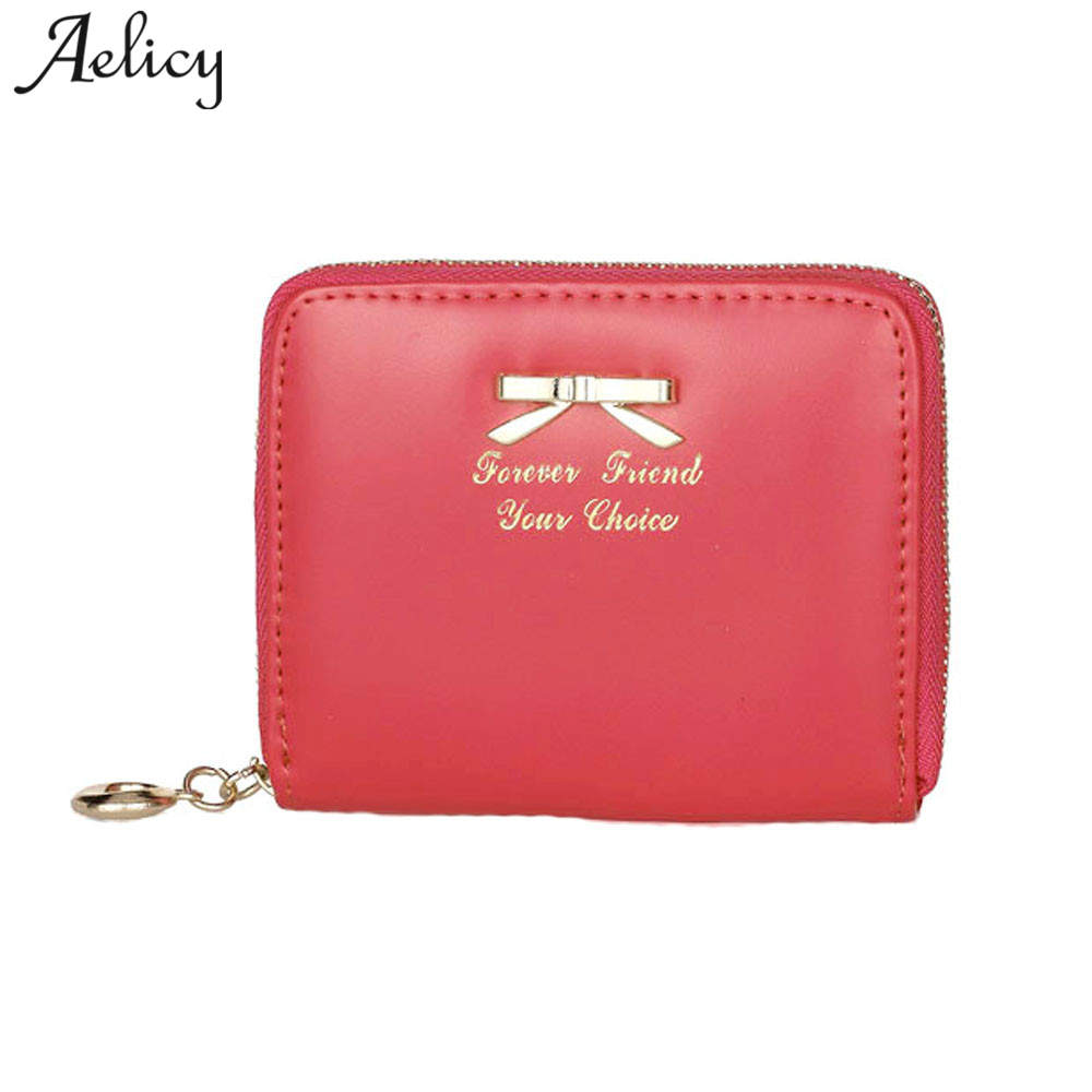 Aelicy Women Coin Purses Card Holder Wallet Mini Credit Card Holders For Female Lovely C ...