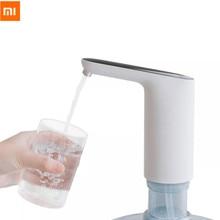 Xiaomi mijia 3 생활 자동 usb 소형 접촉 스위치 물 펌프 usb 케이블을 가진 무선 재충전 용 전기 분배기 물 펌프