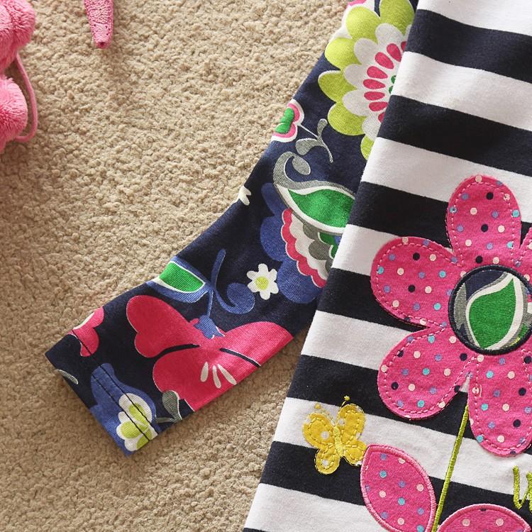 HTB17sH9HpXXXXbTXXXXq6xXFXXXL - Girls Long Sleeve All Year T-Shirt, Long Sleeve, Cotton, Various Designs and Prints